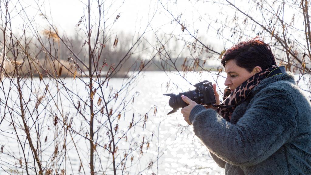 Basistraining fotografie workshop bij de Rietplas in Emmen
